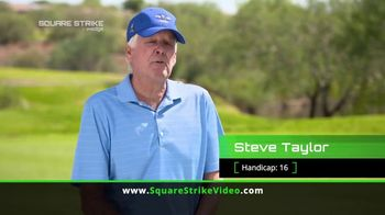 Square Strike Wedge TV Spot, 'Consistent Contact' Featuring Andy North - Thumbnail 9