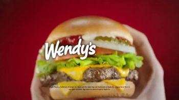 Wendy's App TV Spot, 'Cyber Deals' - Thumbnail 6