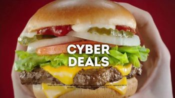 Wendy's App TV Spot, 'Cyber Deals'