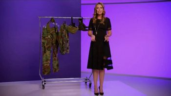 The More You Know TV Spot, 'Women in the Military' Feat. Savannah Guthrie - Thumbnail 6