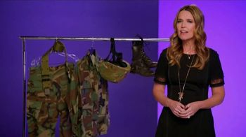 The More You Know TV Spot, 'Women in the Military' Feat. Savannah Guthrie