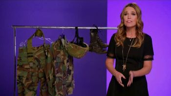 The More You Know TV Spot, 'Women in the Military' Feat. Savannah Guthrie - Thumbnail 9