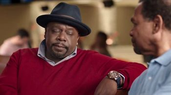 American Diabetes Association TV Spot, 'Bowling' Ft. Cedric the Entertainer