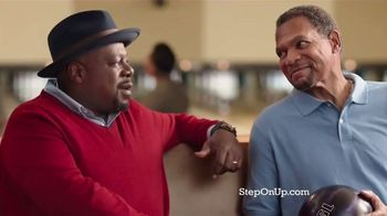 Step On Up TV Spot, 'Bowling' Ft. Cedric the Entertainer