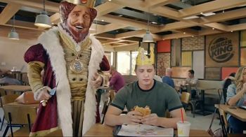 Burger King Farmhouse King TV Spot, 'Just Add Eggs'