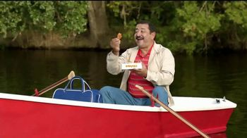 Popeyes $5 Smokehouse Boneless Wings TV Spot, 'Grita' [Spanish] - 178 commercial airings