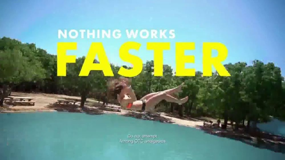 Advil Liqui-Gels TV Commercial, 'Liquid Fast Pain Relief'
