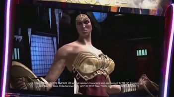 Dave and Buster's Injustice Arcade TV Spot, 'Justice League' - Thumbnail 4