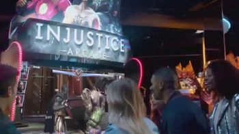 Dave and Buster's Injustice Arcade TV Spot, 'Justice League' - Thumbnail 9