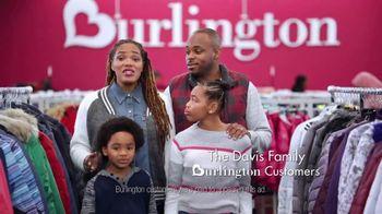 Burlington TV Spot, 'Cold Weather Is No Match for the Davis Family' - Thumbnail 1