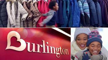 Burlington TV Spot, 'Cold Weather Is No Match for the Davis Family' - Thumbnail 4