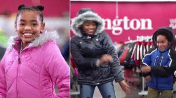 Burlington TV Spot, 'Cold Weather Is No Match for the Davis Family' - Thumbnail 5