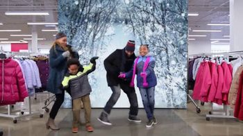 Burlington TV Spot, 'Cold Weather Is No Match for the Davis Family' - Thumbnail 9
