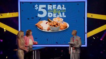 Church's Chicken Restaurants $5 Real Big Deal TV Spot, 'Husband at Home' - Thumbnail 7