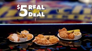Church's Chicken Restaurants $5 Real Big Deal TV Spot, 'Husband at Home' - Thumbnail 8