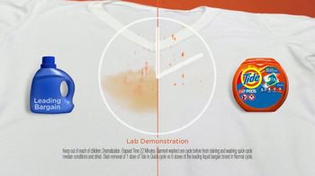 Tide PODS TV Spot, 'Quick Cycle Your Laundry' - Thumbnail 8
