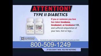 Guardian Legal Network TV Spot, \'Type-II Diabetes\'