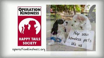 Operation Kindness TV Spot, 'Rescue Homeless Animals'