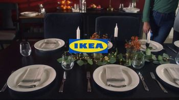 IKEA TV Spot, 'Ready for Anything This Thanksgiving' - Thumbnail 1