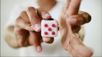 Zuru Fidget Cube TV Spot, 'Disney Channel: Move to Your Own Beat' - 121 commercial airings