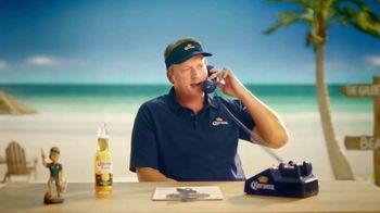 Corona Extra TV Spot, 'Hotline' Featuring Jon Gruden - Thumbnail 7