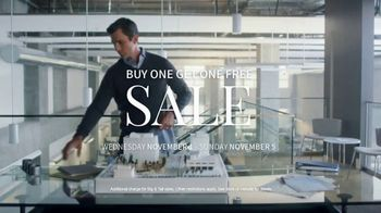 JoS. A. Bank Buy One, Get One Free Sale TV Spot, 'Make an Entrance' - Thumbnail 9
