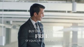 JoS. A. Bank Buy One, Get One Free Sale TV Spot, 'Make an Entrance' - Thumbnail 3