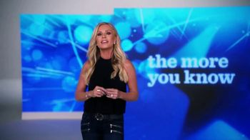 The More You Know TV Spot, 'Health' Featuring Tamra Judge - 4 commercial airings