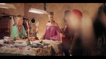 Incredible India TV Spot, 'Fashion' Featuring Emma Puttick - Thumbnail 8