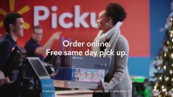 Walmart TV Spot, 'Control Your Holidays With Pickup Today' Song by Mims - Thumbnail 7