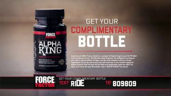 Force Factor Alpha King TV Spot, 'Energy, Passion & Drive' Feat. Bo Jackson - Thumbnail 7