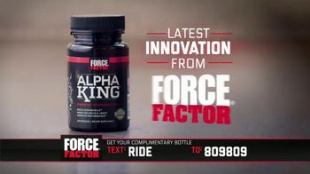 Force Factor Alpha King TV Spot, 'Energy, Passion & Drive' Feat. Bo Jackson - Thumbnail 4