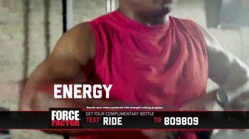 Force Factor Alpha King TV Spot, 'Energy, Passion & Drive' Feat. Bo Jackson - Thumbnail 5