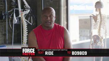Force Factor Alpha King TV Spot, 'Energy, Passion & Drive' Feat. Bo Jackson - Thumbnail 6