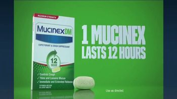 Mucinex DM TV Spot, 'Mucus Report' - Thumbnail 10