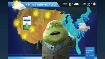 Mucinex DM TV Spot, 'Mucus Report' - Thumbnail 4
