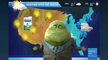 Mucinex DM TV Spot, 'Mucus Report' - Thumbnail 5