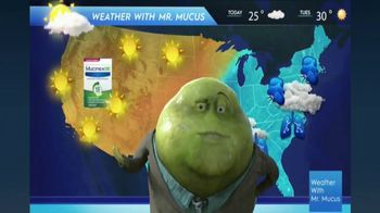 Mucinex DM TV Spot, 'Mucus Report' - Thumbnail 6