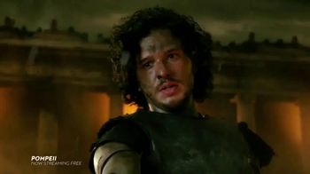 Crackle.com TV Spot, 'Pompeii' - Thumbnail 6