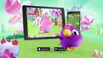 Angry Birds Match TV Spot, 'Explore the Amazing Worlds' - Thumbnail 9