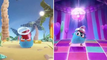 Angry Birds Match TV Spot, 'Explore the Amazing Worlds' - Thumbnail 1