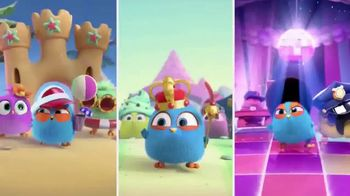 Angry Birds Match TV Spot, 'Explore the Amazing Worlds'
