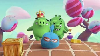 Angry Birds Match TV Spot, 'Explore the Amazing Worlds' - Thumbnail 4