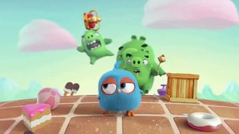 Angry Birds Match TV Spot, 'Explore the Amazing Worlds' - Thumbnail 5