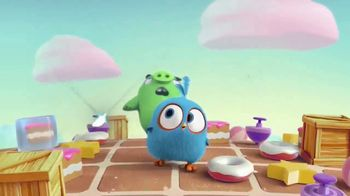 Angry Birds Match TV Spot, 'Explore the Amazing Worlds' - Thumbnail 6