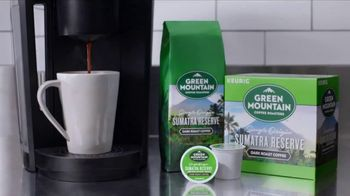 Green Mountain Sumatra Reserve Coffee TV Spot, 'The Story' - Thumbnail 10