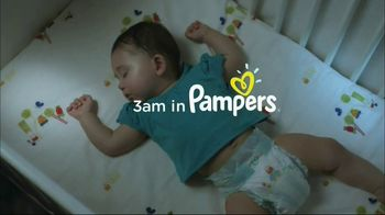 Pampers Baby Dry TV Spot, '3 a.m.' - 52075 commercial airings