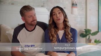 Tempur-Pedic TEMPUR-Cloud Pillow TV Spot, 'Huggable'