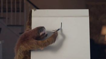 GEICO TV Spot, 'Game Night With a Sloth' - Thumbnail 5