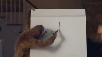 GEICO TV Spot, 'Game Night With a Sloth' - Thumbnail 7